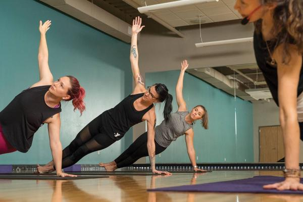 Yoga Classes at YMCA of the Triangle